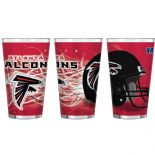 Atlanta Falcons 16-Ounce Pint Glass